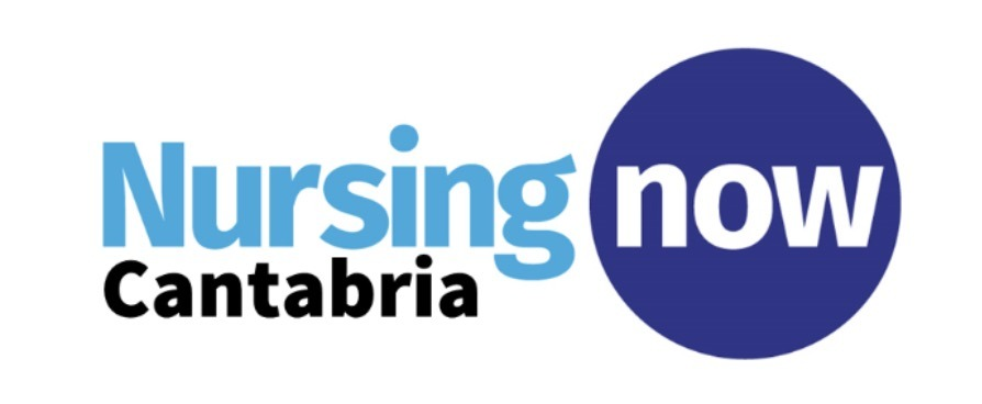 Nursing now logotipo