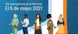 Día internacional de la matrona 5 de mayo de 2021